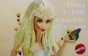 Living Barbie, As Full Of Life As You Are